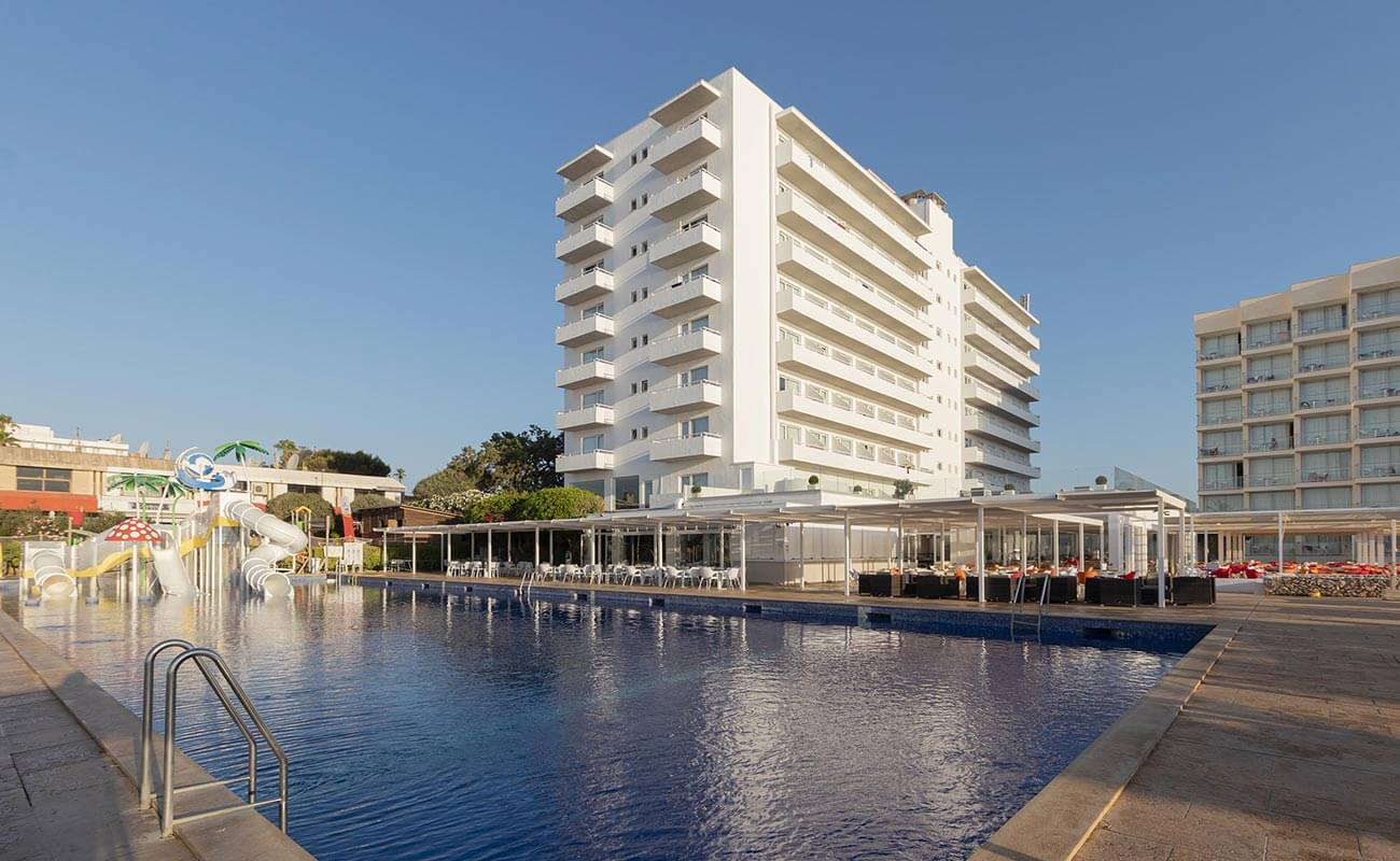 have fun in our beach hotel palia maria eugenia in mallorca