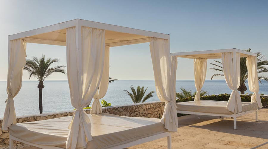 wellness and massages in the hotel palia maria eugenia in mallorca